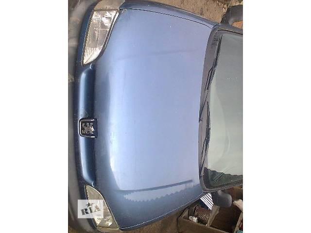купить бу Б/у капот для минивена Citroen Berlingo 1999 в Тлумаче