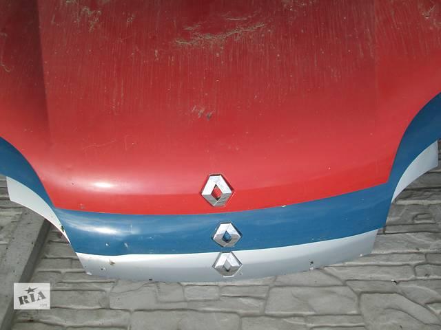 продам Б/у капот для минивена Renault Kangoo бу в Ровно