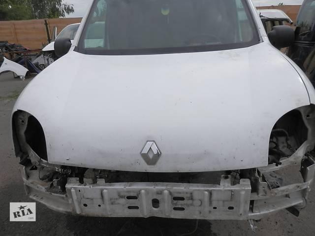 Б/у капот для минивена Renault Kangoo- объявление о продаже  в Радивилове