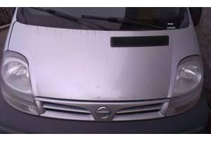 б/у Капоты Nissan Primastar груз.