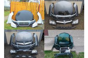 б/у Капоты Opel Astra