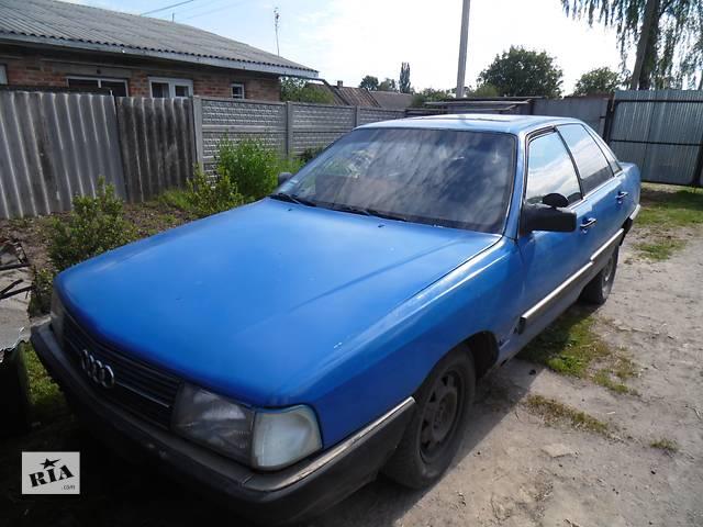 продам Б/у капот для седана Audi 100 бу в Дубно (Ровенской обл.)