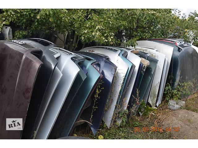 продам Б/у капот для седана Audi A6 C4 C5 C6 бу в Киеве