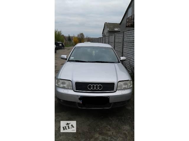купить бу Б/у капот для седана Audi A6 в Львове