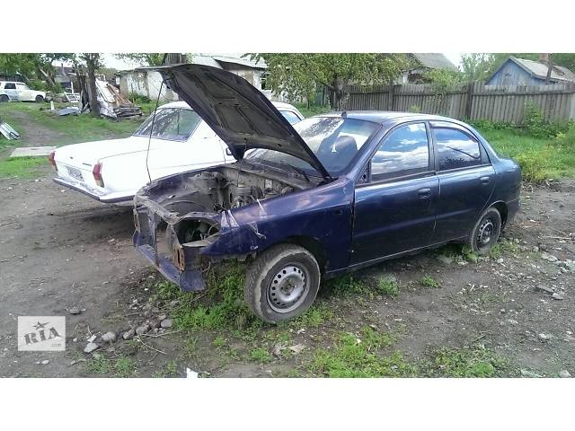 продам Б/у капот для седана Daewoo Lanos 2006 бу в Запорожье
