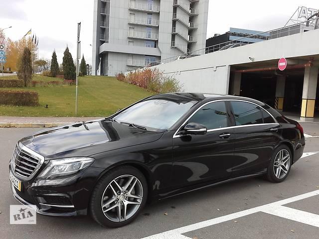 бу Б/у капот для седана Mercedes S-ClassW222 в Виннице