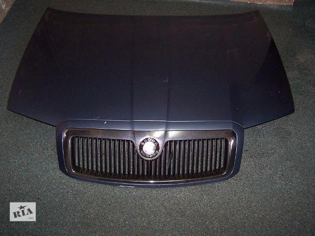 продам Б/у капот для седана Skoda SuperB бу в Одессе