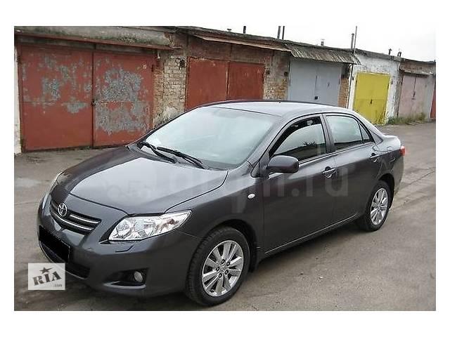 Б/у капот для седана Toyota Corolla- объявление о продаже  в Киеве