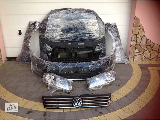 бу Б/у капот для седана Volkswagen Passat B7 в Львове