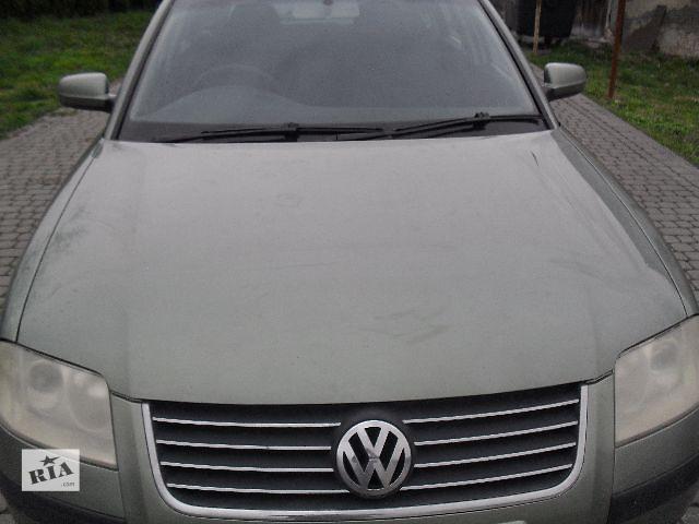 бу Б/у капот для седана Volkswagen Passat в Львове