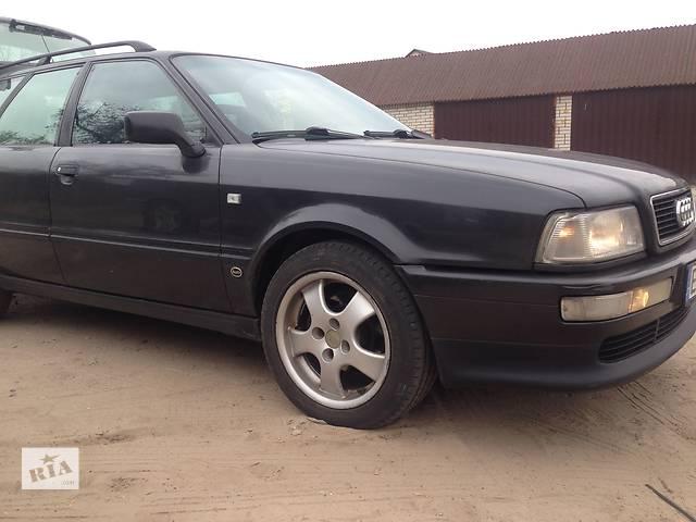 продам Б/у капот для универсала Audi 80 бу в Киеве