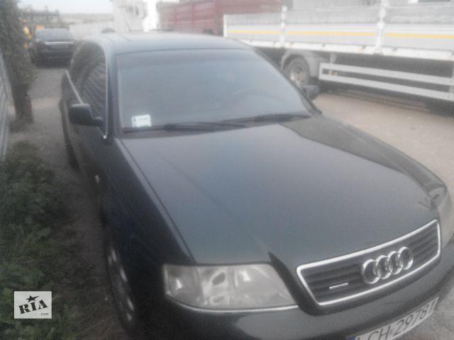 купить бу Б/у капот для универсала Audi A6 2000 в Львове