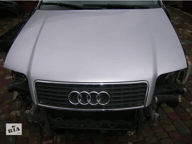 продам Б/у капот для универсала Audi A6 бу в Луцке