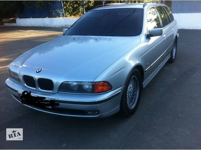 продам Б/у капот для универсала BMW Е 39 520 бу в Одессе