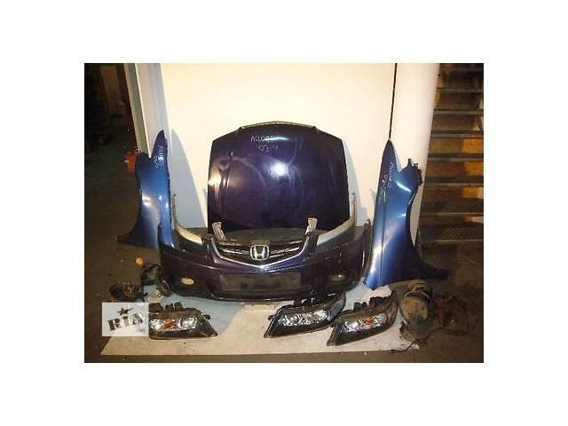 купить бу Б/у Капот Honda Accord 2006-2008 в Киеве