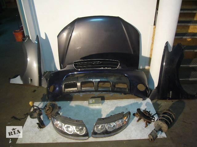 купить бу Б/у Капот Hyundai Santa FE 2006-2009 в Киеве