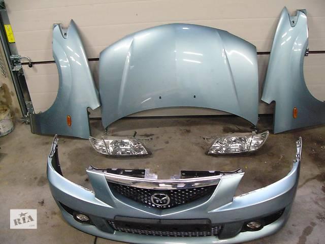 бу Б/у Капот Mazda 6 2002-2008 в Киеве