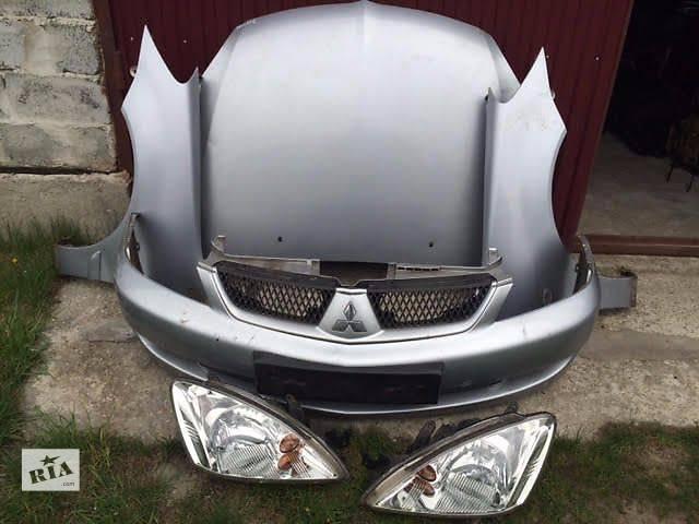купить бу Б/у капот Mitsubishi Lancer 2008 в Львове