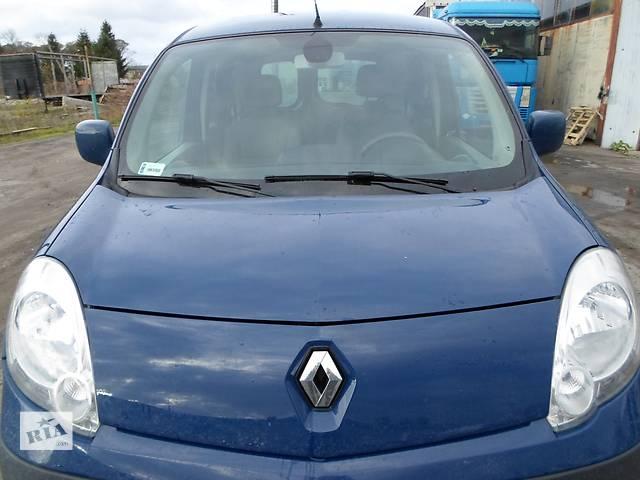 бу Б/у Капот Морда (белый, в цвете) Renault Kangoo Рено Канго Кенго 2 в Рожище