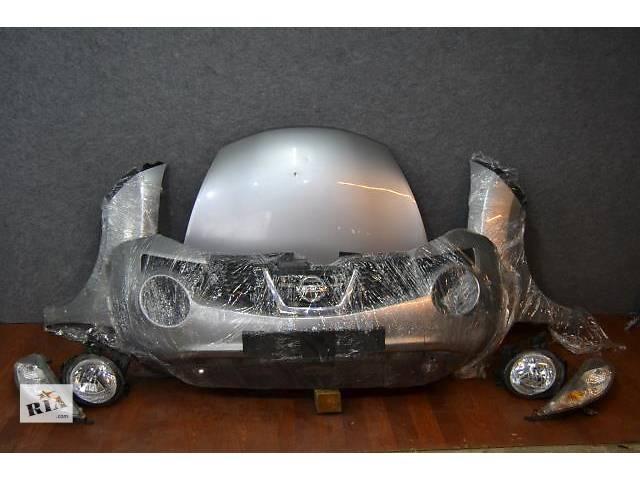 продам Б/у Капот Nissan Juke бу в Киеве