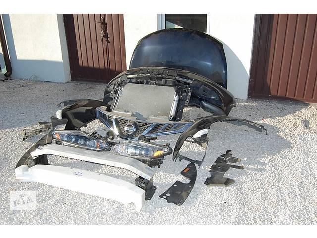 купить бу Б/у Капот Nissan Murano 2012-2013 в Киеве