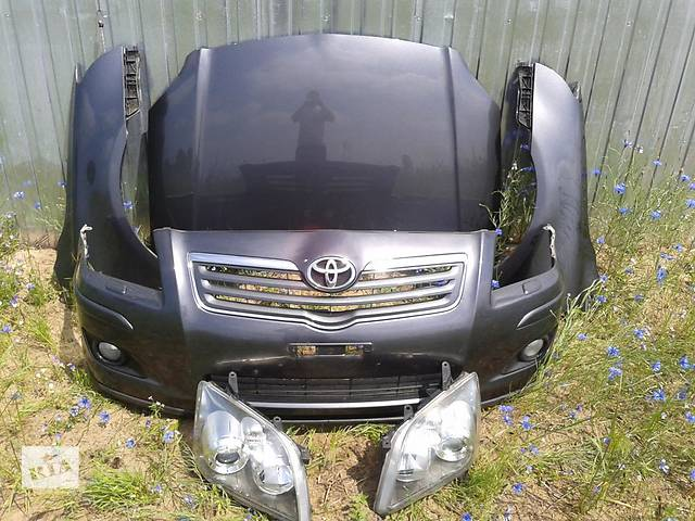 Б/у Капот Toyota Avensis 2006- объявление о продаже  в Киеве
