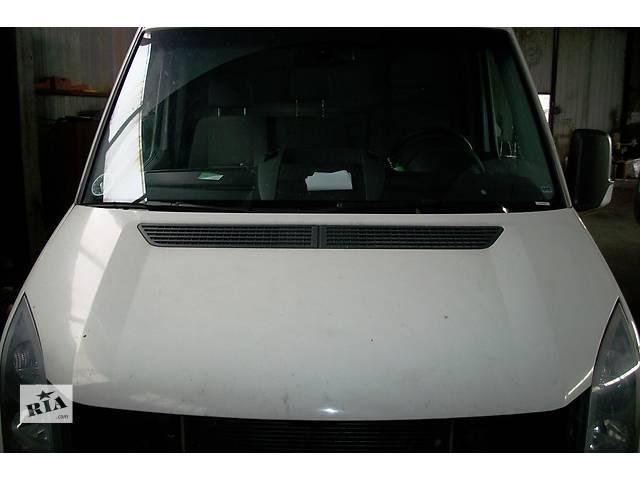 Б/у Капот Volkswagen Crafter Фольксваген Крафтер 2006-2010- объявление о продаже  в Рожище