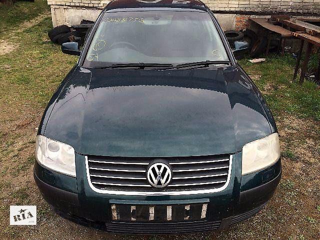 б/у Капот Volkswagen Passat  2005- объявление о продаже  в Львове