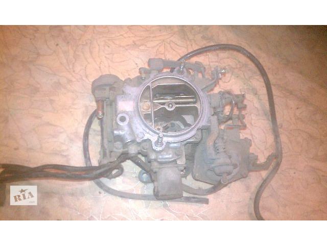 продам Б/у карбюратор для седана Mazda 626 GD 1988-1991 бу в Киеве