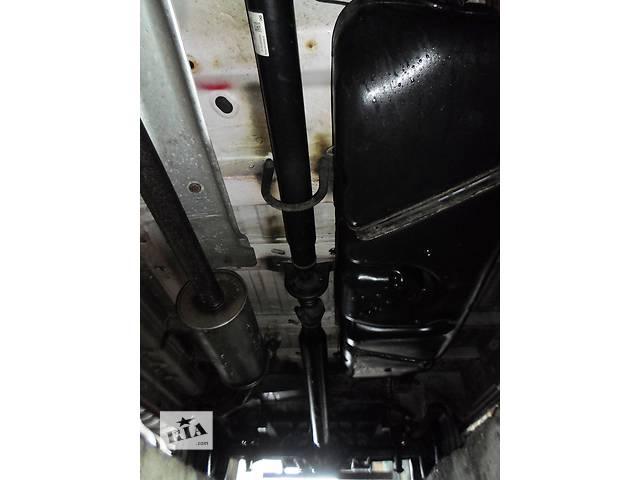 бу Б/у Карданный вал (макси база из 3х частей) Кардан Mercedes Sprinter W906 Мерседес Спринтер 06-11 в Рожище