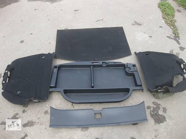 продам Б/у карта багажного отсека обшивка багажника Mazda 3 Мазда 3 бу в Львове