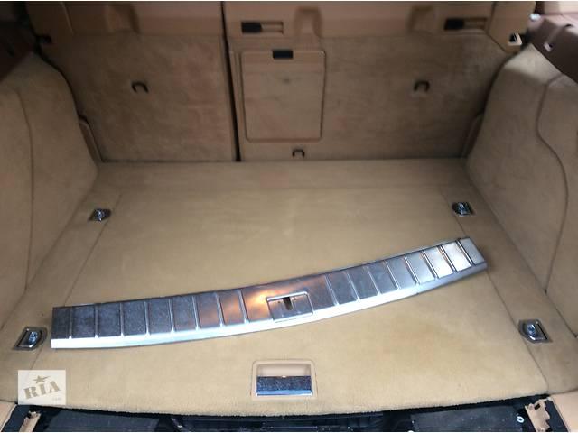 бу Б/у карта багажного отсека для легкового авто Porsche Cayenne в Виннице