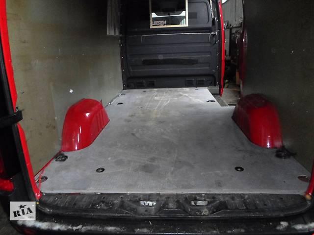 купить бу Б/у Карта багажного отсека для Volkswagen Crafter Фольксваген Крафтер 2.5 TDI в Рожище