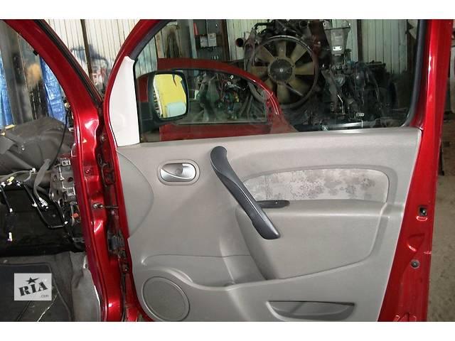 купить бу Б/у Карта багажного отсека Легковой Renault Kangoo 1,5 DCI Пассажирский 2009 в Рожище