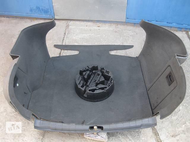 продам Б/у карта багажного отсека обшивка багажника багажника Opel Vectra C бу в Львове