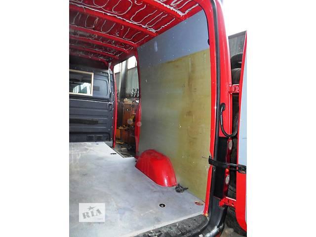 купить бу Б/у Карта багажного отсека Volkswagen Crafter Фольксваген Крафтер 2.5 TDI 2006-2010 в Рожище