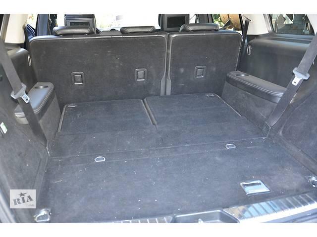 купить бу Б/у карта багажного отсека Mercedes GL-Class 164 2006 - 2012 3.0 4.0 4.7 5.5 Идеал !!! Гарантия !!! в Львове