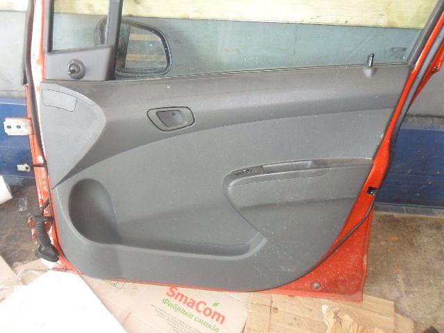бу Б/у карта дверей для легкового авто Chevrolet Spark 2011 в Ровно