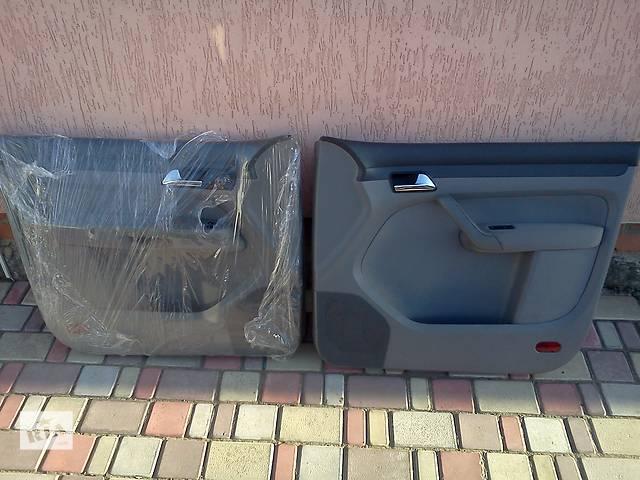 продам Б/у карта дверей Volkswagen Caddy Life бу в Котельве