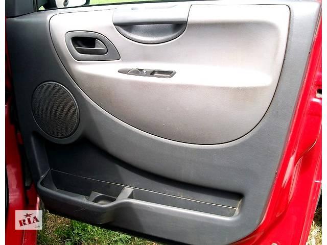 бу Б/у карта двери для Фиат Фіат Скудо Fiat Scudo (3) с 2007г. в Ровно