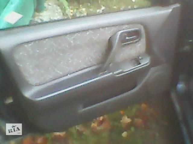 продам Б/у карта двери для хэтчбека Nissan Primera P11   1998 р.в бу в Коломые