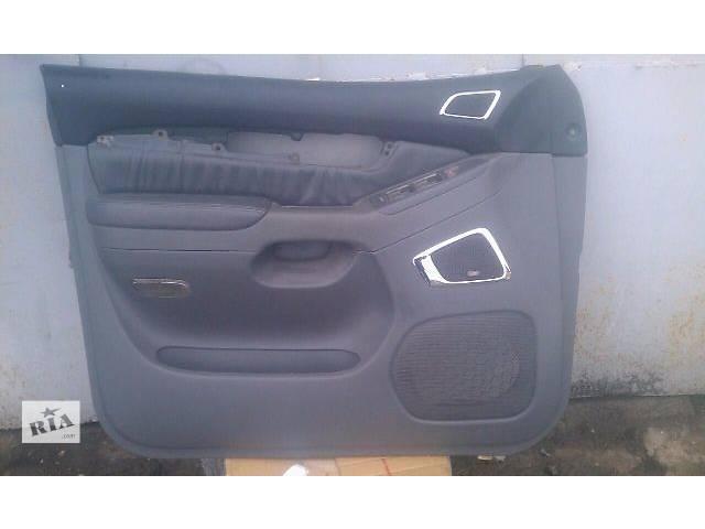 купить бу Б/у карта двери для кроссовера Lexus GX 470 2002-2009 г в Николаеве