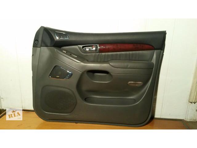 продам Б/у карта двери для кроссовера Lexus GX 470 2007г. бу в Николаеве