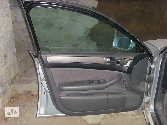 купить бу Б/у карта двери для легкового авто Audi A6 в Борщеве (Тернопольской обл.)