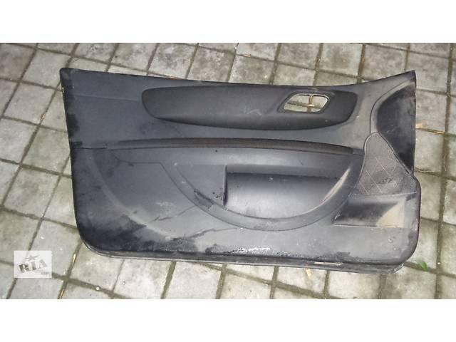 купить бу Б/у карта двери для легкового авто Citroen C4 в Львове