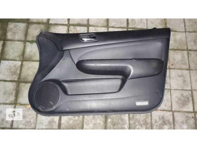 продам Б/у карта двери для легкового авто Honda Accord бу в Львове
