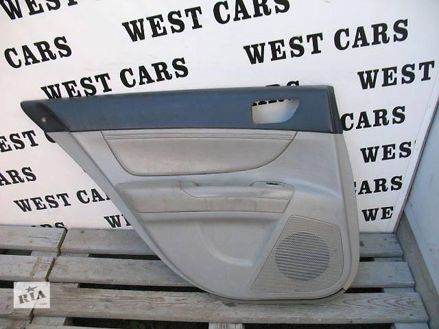продам Б/у карта двери для легкового авто Hyundai Sonata 2006 бу в Луцке