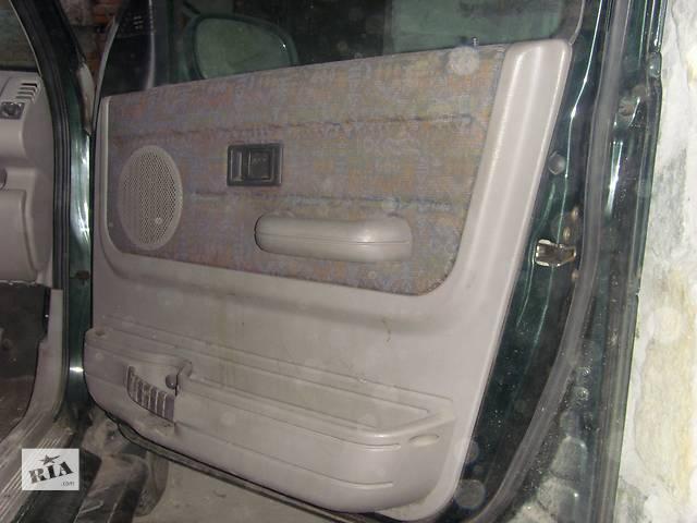 Б/у карта двери для легкового авто Land Rover Freelander- объявление о продаже  в Борщеве (Тернопольской обл.)