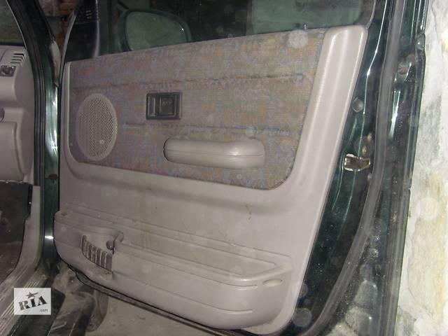 продам Б/у карта двери для легкового авто Land Rover Freelander бу в Борщеве (Тернопольской обл.)