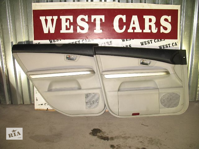 продам Б/у карта двери для легкового авто Lexus RX 2005 бу в Луцке